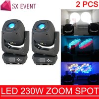 Effects 230W LED Lyre Moving Head Light Beam Spot Wash 3in1 Party DJ Stage Night Club