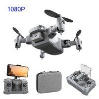 1080p Cámara KY905 DRUTO Mini mini caja de almacenamiento Caja de almacenamiento sin cabeza Drones RC Nano Quadcopter Polleo Presión de aire Presión de aire fijo Vuelo Trayectoria