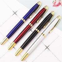 Buena calidad Metal Business Signature Pen Estudiante Profesor Escuela Oficina Escuela Oficina Escribir Regalo Publicidad Pens Pens