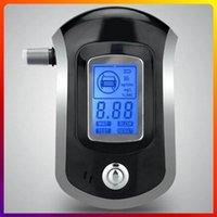 100% digitaler Atemkocher-Tester LCD Analyzer 5 Mundstück Hohe Empfindlichkeit Professionelle Schnelle Antwort AT6000
