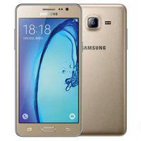 Original recondicionado Samsung Galaxy On5 G5500 Dual SIM 5.0 Polegada Quad Núcleo 1.5GB RAM 8GB ROM 8MP 4G LTE Android Smart Cell Phone DHL 5 pcs