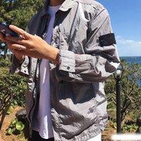 Automne Topstoney Designer Mens Vestes Stone Spring Manteau CP Mode Capuchon Société Hommes Sports Sports Ile Casual Casseroles Mannequin Man