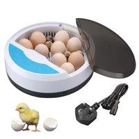 9 Ei Incubator LED Candler Constant Digital Temperatur Hatcher Chicken Wachtel