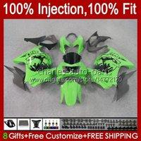 Инъекция для Kawasaki Skull Black Ninja ZX250R EX250 2008 2009 2010 2011 2012 13HC.25 EX250R ZX-250R ZX250 ZX 250R 08 09 10 11 12 Обсуждение