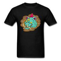 xxxl Fashion Graphic T-shirts Autumn Winter Faddish Tees for Men Crackle 100% Cotton Sweatshirt Funny Design Tshirt Tops