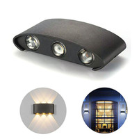 Led Wall Lamp Modern Sconce Stair Light Fixture Living Room ...