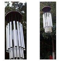 27 tubos 5 sinos windchime capela sinos de vento chimes porta pendurado vento chimes jardim decoração jllbva xmh_home