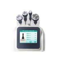 Rosto multifuncional levantando 80K Cavitação Ultrassonic Instrumento de Cavitação RF Vácuo Massager Massager Massager Máquina
