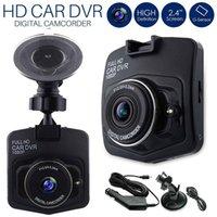 مصغرة سيارة dvr كاميرا dvrs السيارات HD 1080P فيديو مركبة مسجل DV مع G- الاستشعار للرؤية الليلية داش كاميرا الفيديو