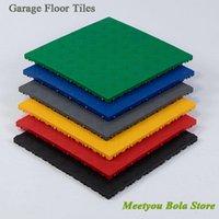 Carpets Garage Floor Tiles Car Beauty 4S Shop Drain Grid Washing Plastic Splicing Grille Mat Interlocking