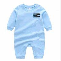 Vêtements bébé nouveau-né manches longues de haute qualité coton bébé baptisants bébé vêtements bébé garçons filles combinaisons