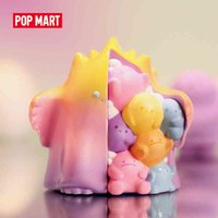 Pop Mart Yuki Evolution Series Blind Box Doll Binary Action Figure Birthday Gift Kid Toy