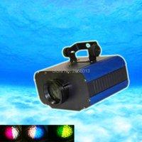 Effekte 4pcs / lot 30w / 50W Wasserwellen Welligkeit LED-Licht, DJ Home Party Disco Coffee Shop Weihnachten Bar Dance Hintergrund Beleuchtung, Ripple Projektor