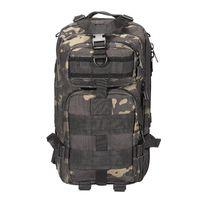 Zaino Multi-Camo Nero CP Uomo Usa Borsa per camuffamento per esterni Tactical 3P Backpacks Attrezzature per la formazione Camping ed escursioni