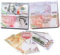 Преду деньги китайский JOSS Paper Heavy Bank Note Духов Опирая Валютный предок Деньги для ожога для похорон Фестиваль Цинминга YL0270