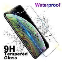 10 in 1 Tempered glass screen protector films for Iphone 13 12 11 Pro Max x xr xs 6 7 8 plus Samsung lg android phone With Retail Box