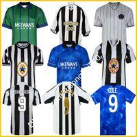 94 95 96 97 98 99 05 06 Newcastle Shearer Retro Soccer Jerseys Hamann Sheareer Pinas 1984 95 1997 05 06 Chemises de football classique United Owen