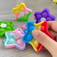Antistress Fidgets Speelgoed Simple Dimple Toy Fidget Spinner Draag Reliever Board Controller Educational-Toy Anti Stress