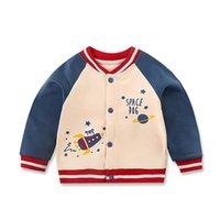 Jackets Children's Velvet Padded Fall Coat Jacket Clothing Baseball Uniform Outerwear Autumn Winter Cardigan Kids For Girls Boys