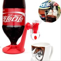 кухонная мини вверх ногами питьевые фонтаны Fizz Saver Cola Soda напитки пьют рука давление воды дозатор автоматический DWD9180