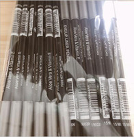 Eye-liner Source Crayon Crayon Noir / Brown Oeil / Lèvre Doublure Crayon Aloe Vitamine E1.6G DHL Livraison gratuite