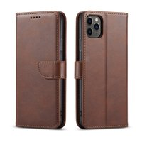 Leather Wallet Folio Cases For Men Women Samsung S21 Ultra S20 Note iPhone 13 12 11 Pro Max Xs Xr Folding Cover Case