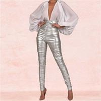 QPXQQ Новые сексуальные твердые плиссированные колготки туго карандаш H3306 новые сексуальные твердые плиссированные колготки плотные брюки брюки брюки брюки H3306