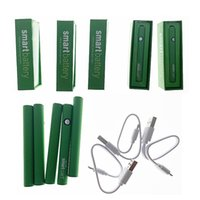Top Quality Smart Cart Battery Kit 380mAh Adjustable Voltage 2.0V-4.0V Gift Box 380mAh Fits All 510 Thick Oil Atomizers