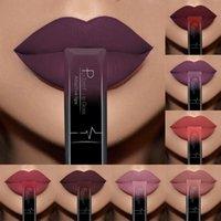 Pudaier impermeável líquido labelo lustre batom mate metálico para lábios maquiagem longa duração brilhante lipgloss lipgloss cosmético labatomo sexy