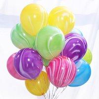 30 adet 10 inç akik lateks balon bulut balon helyum globos doğum günü partisi düğün süslemeleri parti duvar balon kemer malzemeleri