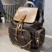 Neue Ankünfte Rucksack Taschen Hohe Qualität Womens PU Bag Designer Brief Mode Moderne Straße Stil Tasche Freies Schiff