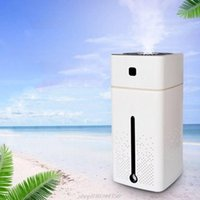 Vacuum Cleaners 1L Cool Mist Humidifier Large Capacity USB Air Purifier Household Auto Shut-Off Steam Atomization J07 21 Dropship