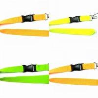 Freeshipping 20pcs Color sólido Llany Leaks Anillos para MP3 / 4 Teléfono celular Llavero Llanyards Wholesale 956 B3