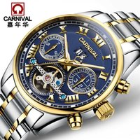 Carnival Automatic Mechanical Impermeabile Multi Function Watch Watch 8728G