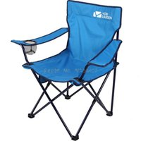 Camp Furniture Outdoor Folding Chair Armrest Portable Fishing Small Camping Barbecue Beach