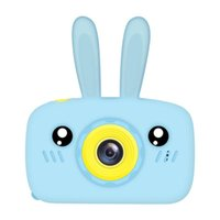 Camcorders Silicone Cover Cartoon Digital Camera For Children Educational Toy Pography Training Accessories Kids Birthday Gifts