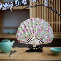 Andere Wohnkultur der japanischen Fans und der Windseite des Lacks, der Broadsword-Fan tägliche Prozess-Geschenk-Seide-Weibchen backen