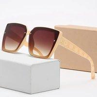 النظارات الشمسية أزياء الرجال والنساء الاتجاه المعدني تنوع نظارات القيادة الترفيه