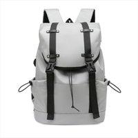 Backpack Fashion Large Capacity Hip Hop Streetwear Graffiti Men School Nylon Laptop Teen Schoolbag Mochilas Unisex Bag