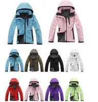 빠른 배송 가을 겨울 여성 Softshell 자켓 야외 양털 소프트 chaqueta 스노우 보드 하이킹 캠핑 캠핑 윈드 브레이커 코트