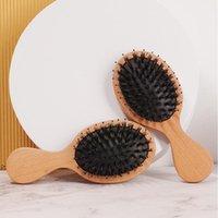 Factory Coussin d'air Massage Drive Large Toile Double Double Tête Appartement à queue pointue Salon de coiffure professionnel