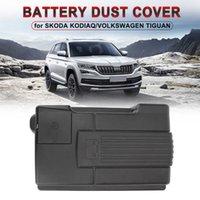Cubierta de polvo de la batería del motor a prueba de polvo para Volkswagen Tiguan - Cubierta protectora Electrodo negativo a prueba de agua