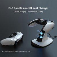 Game Controller Joysticks für PS5-Controller Dual USB-Griff Fast Charging Dock Ladegerät mit Kabeltyp-C-Anschluss Split 5V1.0A