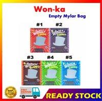 窓の匂いがしたZiplock Mylarの包装で5色ウォンの食用のgummiesキャンディーのビニール袋
