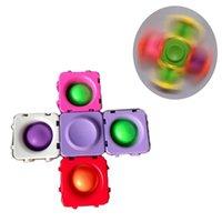 Juegos de novedad Gyro Pioneer Building Blocks Bubble Los juguetes educativos para niños para desarrollar el ejercicio cerebral que el pensamiento puede ser una costura infinita