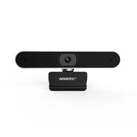 Aoni A30 1080P, HD WebCam 1920x1080 Встроенный микрофон Авто Фокус Высокое видео Вызовите компьютер веб-камеры ПК ноутбук