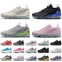 أحذية nike Nike Air Max 1 أعلى جودة موضة 2021 النساء الرجال احذية الجري N7 Taupe Haze AMS Parra Amsterdam London Denham Lemonade Jogging Trainers Sneakers