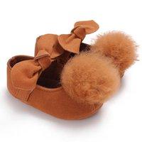 Детская обувь 0-1Y Baby Girl Обувь Принцесса Малыш Обувь Мокасины Мягкие Первые Уокер Обувь Обувь БЕСПЛАТНАЯ БЕСПЛАТНАЯ ДОСТАВКА B3848