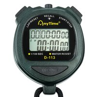 Electronic Timer Stopwatch Student Training Professional Fit...