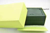 Envío gratis Luxurys Watch Box Papers Monedero Monedero NECESARIO ARTÍCULO DE MANERA DE MANERA PARA LA COLECCIÓN DE REGALO 185mm * 135mm * 85mm 0.75kg para un regalo